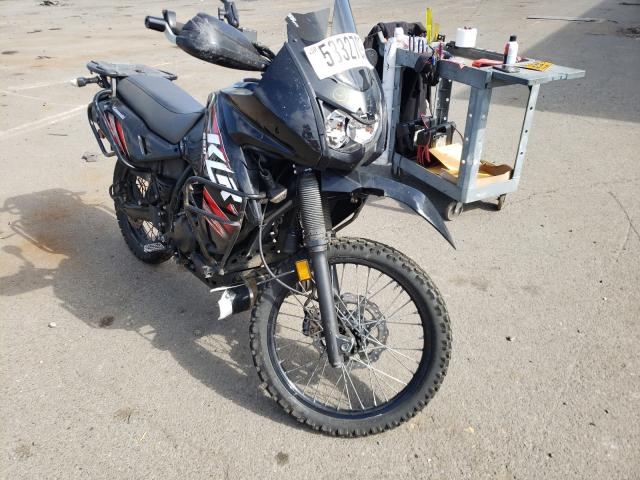 2013 Kawasaki KL650 E for sale in Woodburn, OR