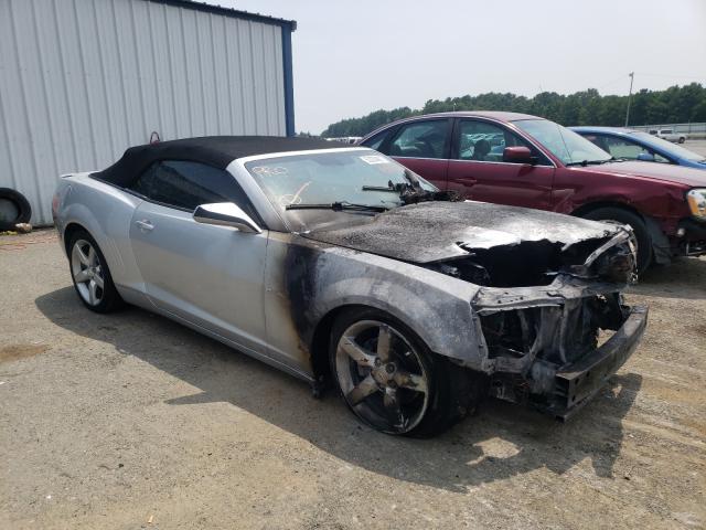 Salvage cars for sale at Shreveport, LA auction: 2013 Chevrolet Camaro LT