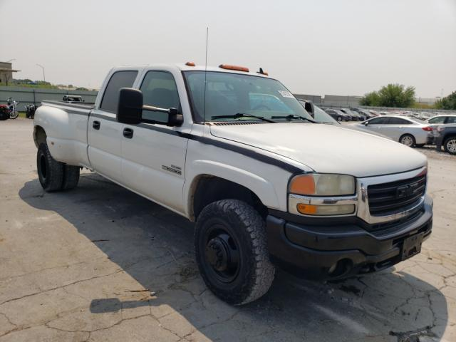 Salvage cars for sale from Copart Tulsa, OK: 2007 GMC New Sierra