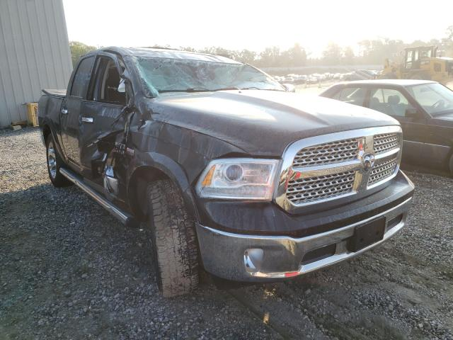 Salvage cars for sale from Copart Spartanburg, SC: 2017 Dodge 1500 Laram