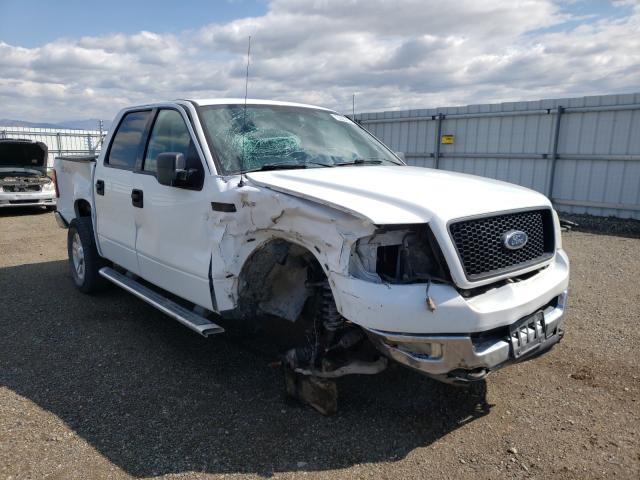 Ford Vehiculos salvage en venta: 2004 Ford F150 Super
