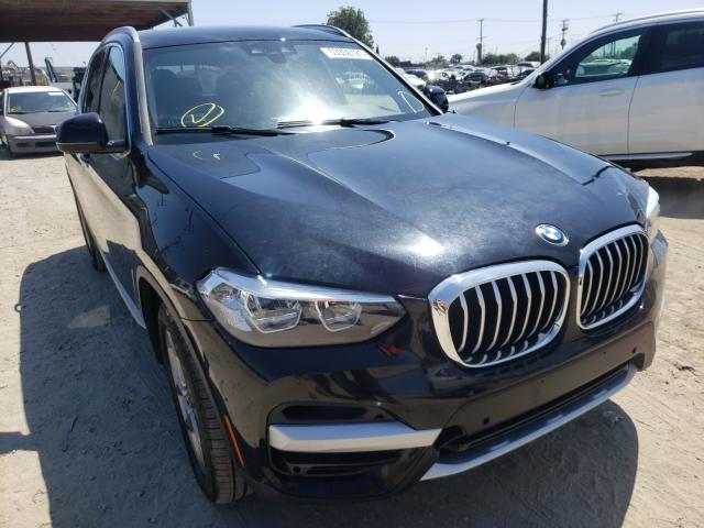 BMW Vehiculos salvage en venta: 2021 BMW X3 SDRIVE3