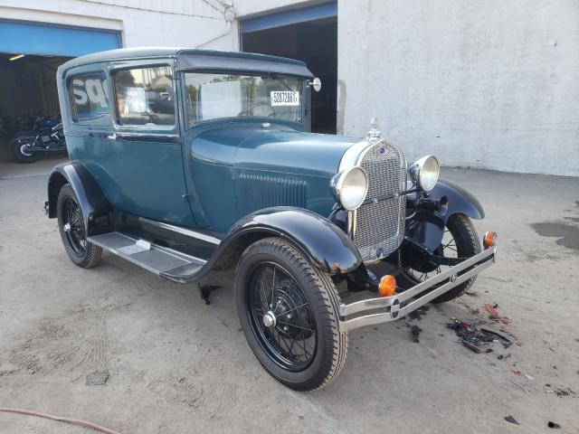 FORD MODEL A 1928 0