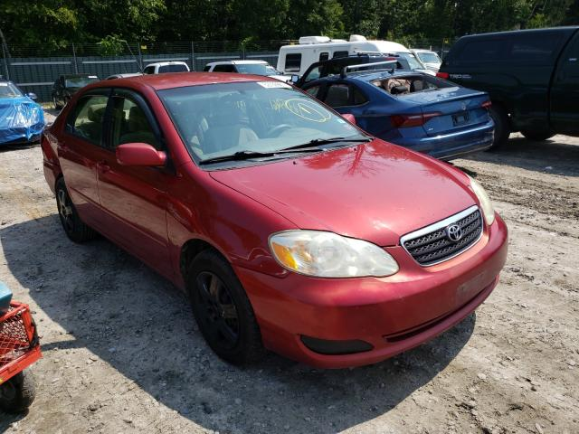 Toyota salvage cars for sale: 2005 Toyota Corolla CE
