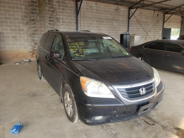 Vehiculos salvage en venta de Copart Cartersville, GA: 2010 Honda Odyssey TO