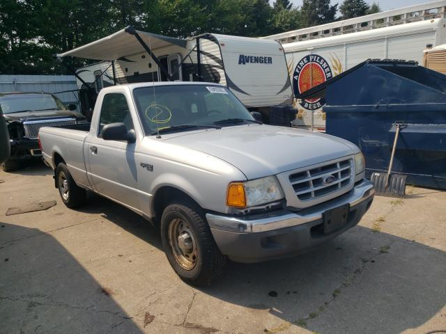 Salvage 2003 FORD RANGER - Small image. Lot 53427051