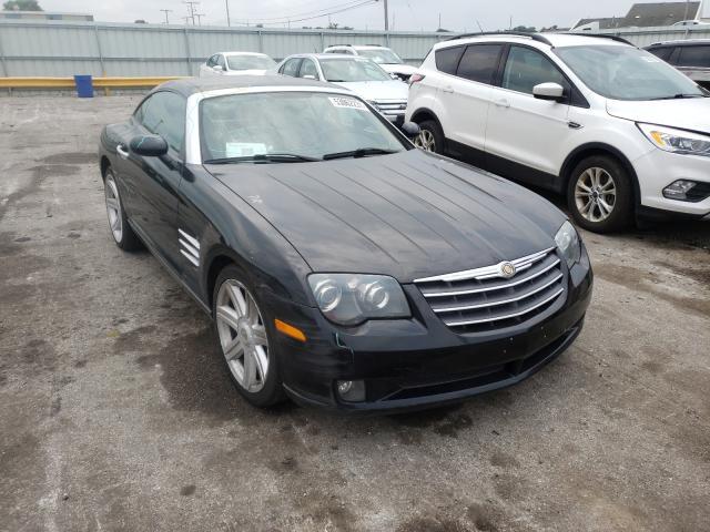 Vehiculos salvage en venta de Copart Dyer, IN: 2004 Chrysler Crossfire