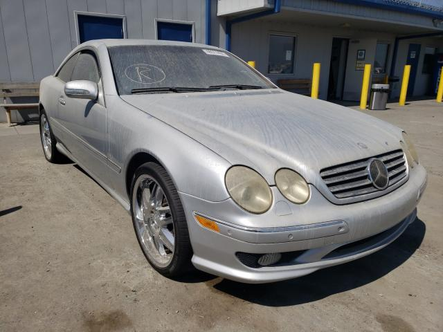 2002 Mercedes-Benz CL 55 AMG for sale in San Diego, CA