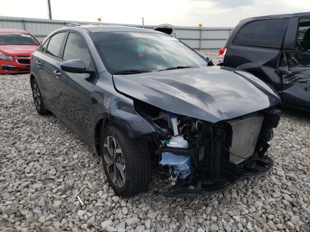KIA salvage cars for sale: 2020 KIA Forte FE