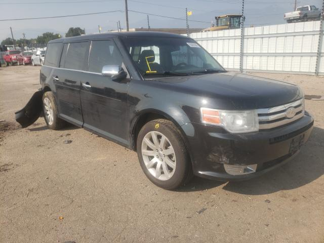 Salvage cars for sale from Copart Colorado Springs, CO: 2011 Ford Flex Limited