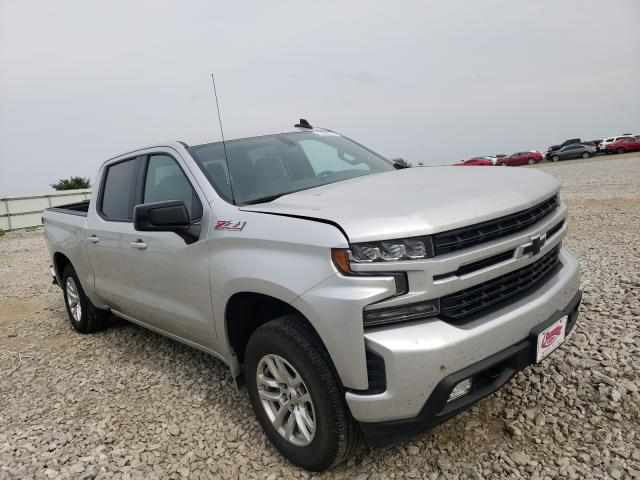 Salvage cars for sale from Copart Earlington, KY: 2019 Chevrolet Silverado