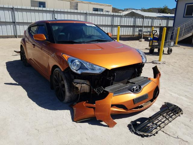 Salvage cars for sale from Copart Kapolei, HI: 2012 Hyundai Veloster