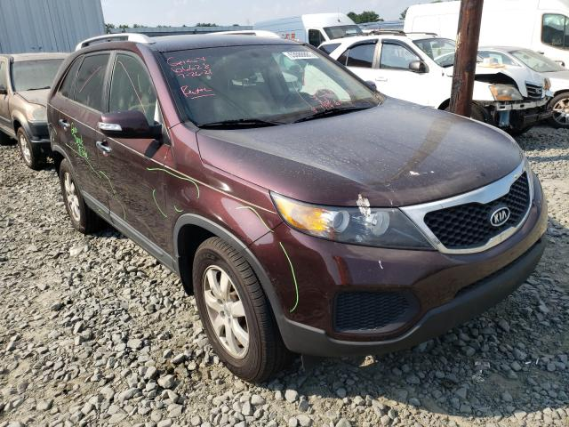 KIA salvage cars for sale: 2013 KIA Sorento LX