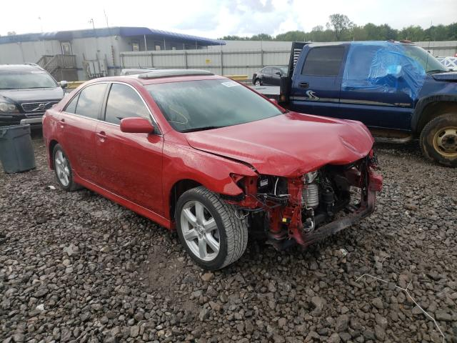 Salvage cars for sale from Copart Hueytown, AL: 2009 Toyota Camry Base