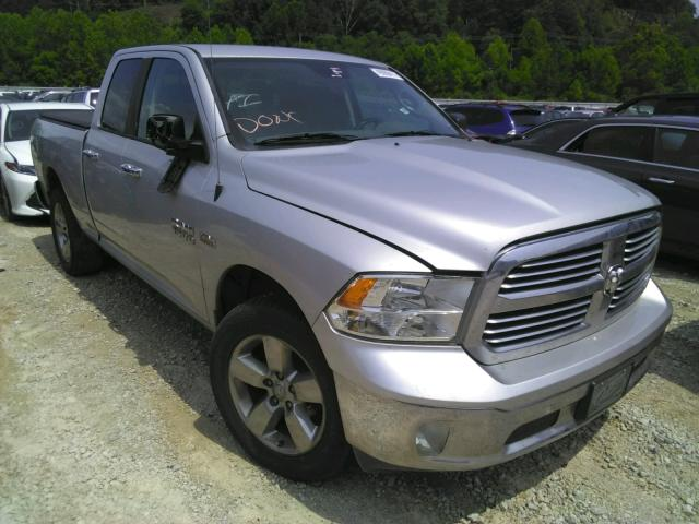 Salvage cars for sale from Copart Hurricane, WV: 2014 Dodge RAM 1500 SLT