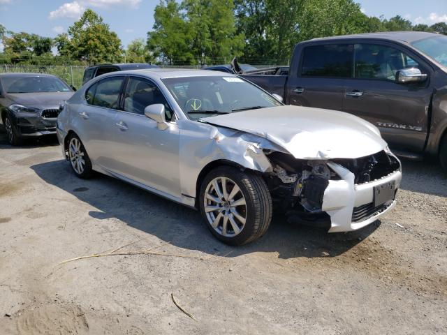 Salvage cars for sale from Copart Marlboro, NY: 2014 Lexus GS 350