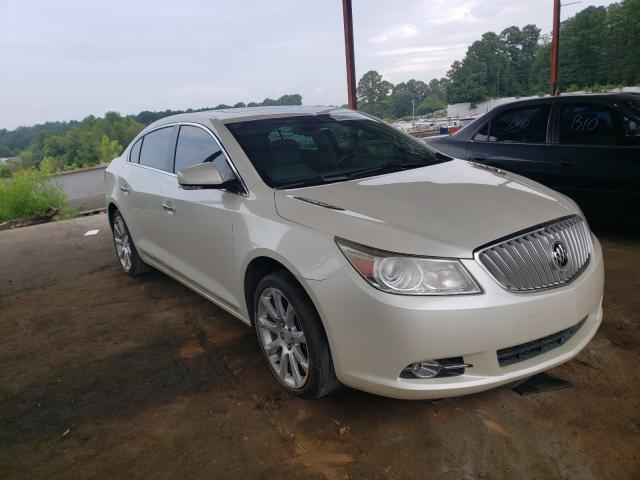 Salvage cars for sale from Copart Fairburn, GA: 2011 Buick Lacrosse C