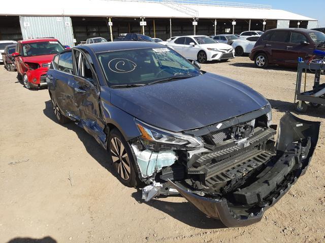 Vehiculos salvage en venta de Copart Phoenix, AZ: 2021 Nissan Altima SV