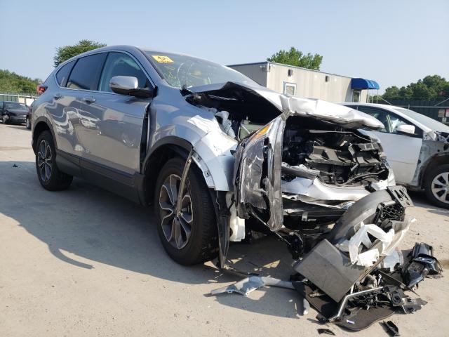 Vehiculos salvage en venta de Copart Duryea, PA: 2020 Honda CR-V EX