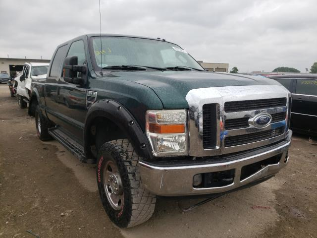 Salvage cars for sale from Copart Indianapolis, IN: 2008 Ford F250 Super