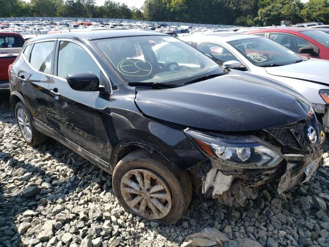 Salvage cars for sale from Copart Mebane, NC: 2017 Nissan Rogue Sport
