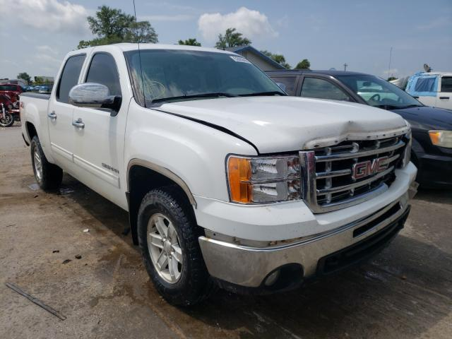 Salvage cars for sale from Copart Sikeston, MO: 2011 GMC Sierra K15