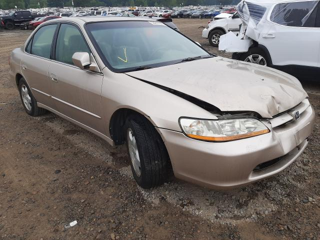 Salvage cars for sale at Conway, AR auction: 2000 Honda Accord EX
