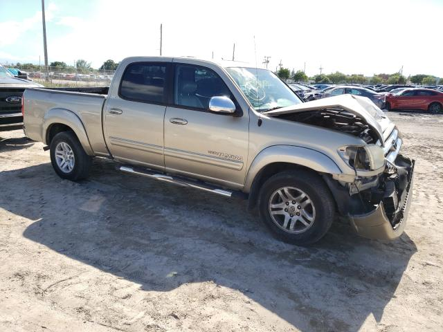 Salvage cars for sale from Copart West Palm Beach, FL: 2004 Toyota Tundra DOU