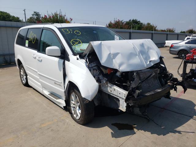 Vehiculos salvage en venta de Copart Wilmer, TX: 2014 Dodge Grand Caravan