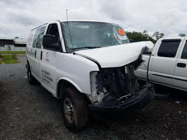 Vehiculos salvage en venta de Copart Jacksonville, FL: 2017 Chevrolet Express G2