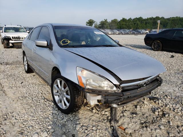 Vehiculos salvage en venta de Copart Loganville, GA: 2007 Honda Accord LX