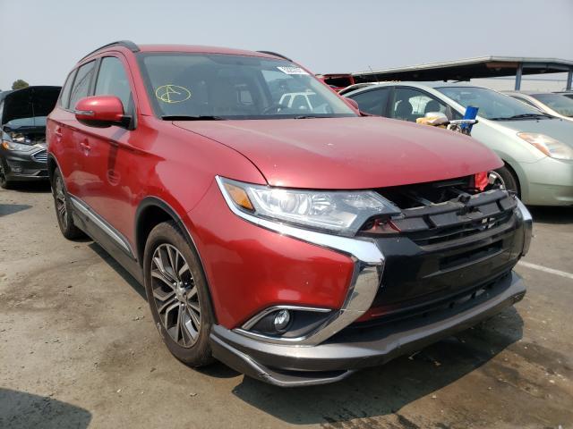 Mitsubishi Outlander salvage cars for sale: 2016 Mitsubishi Outlander