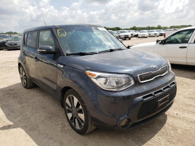Vehiculos salvage en venta de Copart Temple, TX: 2014 KIA Soul