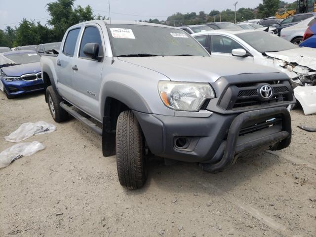 Salvage trucks for sale at Baltimore, MD auction: 2013 Toyota Tacoma DOU