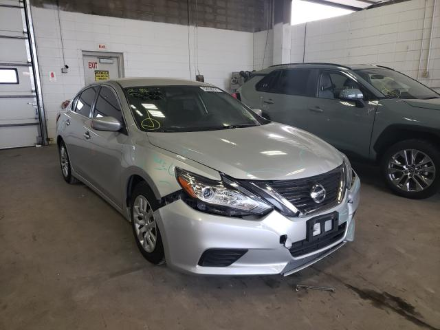 Salvage cars for sale from Copart Blaine, MN: 2016 Nissan Altima 2.5