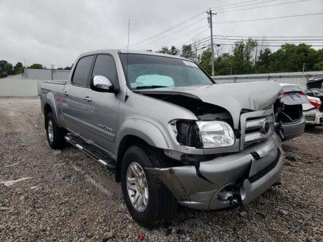 Salvage cars for sale from Copart Walton, KY: 2006 Toyota Tundra DOU
