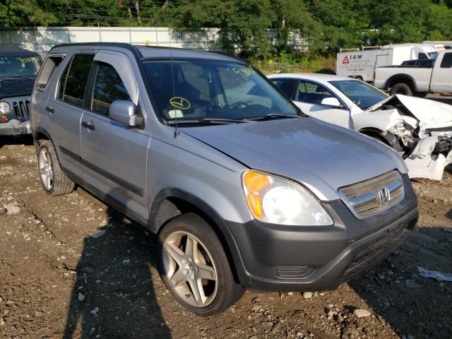 2002 Honda CR-V EX en venta en Mendon, MA