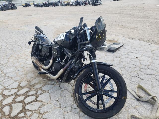 Salvage cars for sale from Copart San Antonio, TX: 2010 Harley-Davidson Fxdb