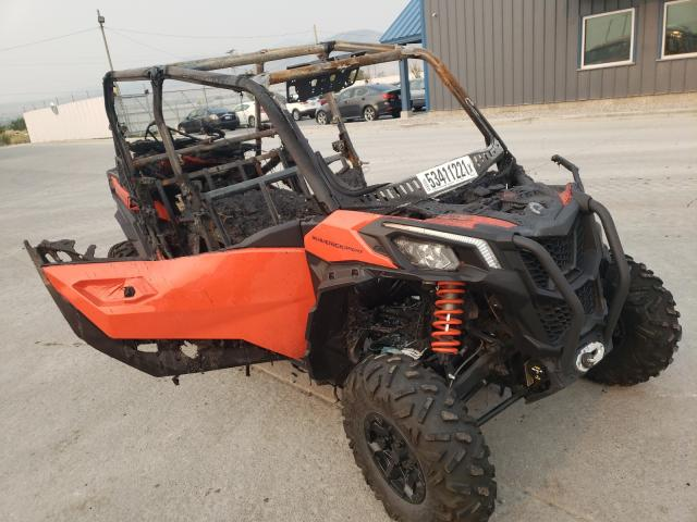 Salvage motorcycles for sale at Magna, UT auction: 2020 Can-Am Maverick S