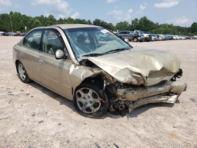 2001 Hyundai Elantra GL en venta en Charles City, VA
