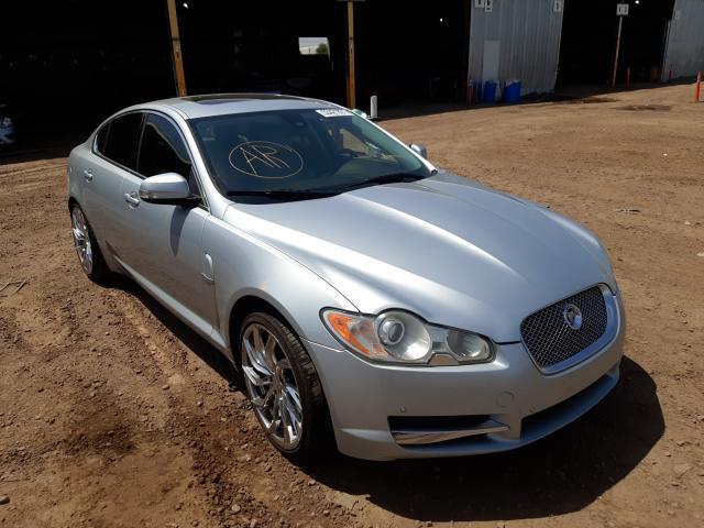 Salvage cars for sale at Phoenix, AZ auction: 2009 Jaguar XF Luxury