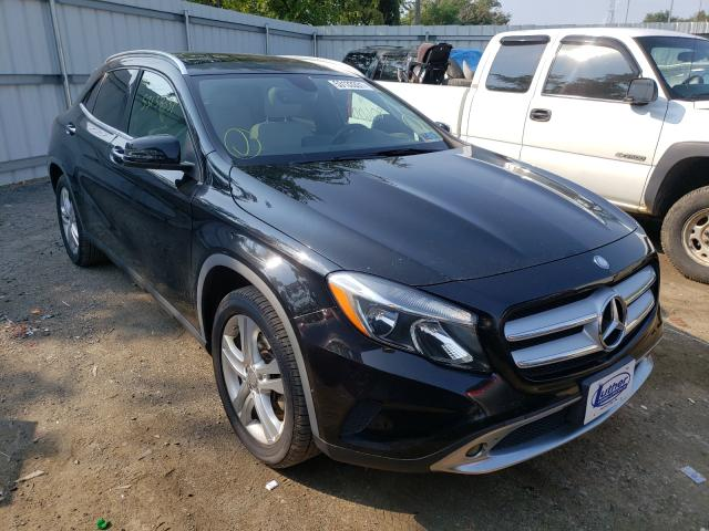 Salvage cars for sale from Copart West Mifflin, PA: 2015 Mercedes-Benz GLA 250 4M