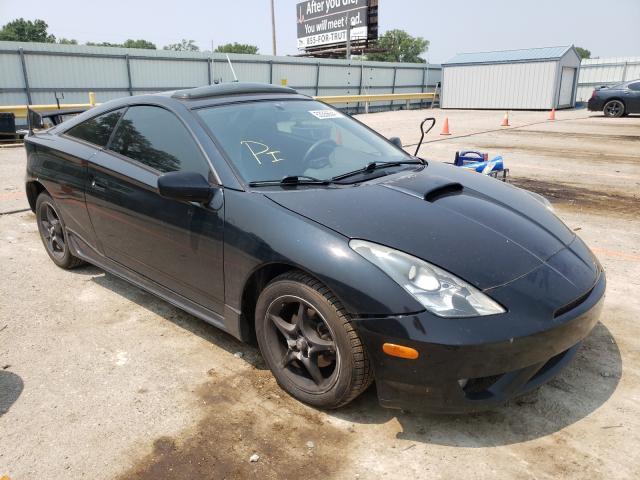 Vehiculos salvage en venta de Copart Wichita, KS: 2005 Toyota Celica GT