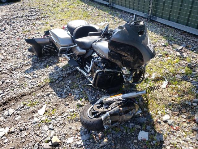 Salvage cars for sale from Copart Candia, NH: 2017 Harley-Davidson Flhtk Ultr