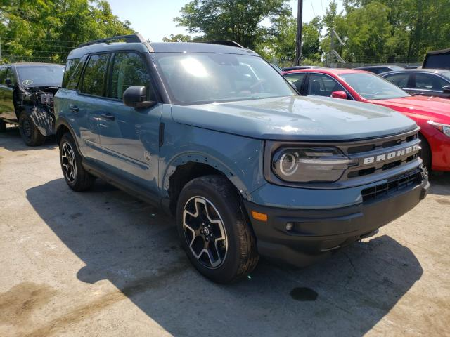 FORD BRONCO 2021 0