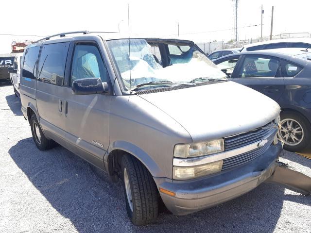 Vehiculos salvage en venta de Copart Las Vegas, NV: 1999 Chevrolet Astro
