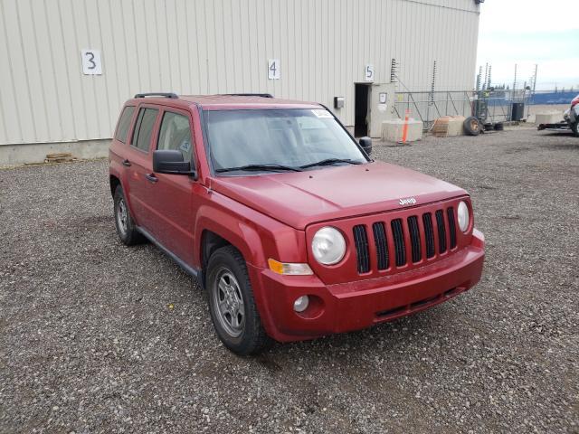 Vehiculos salvage en venta de Copart Rocky View County, AB: 2007 Jeep Patriot SP