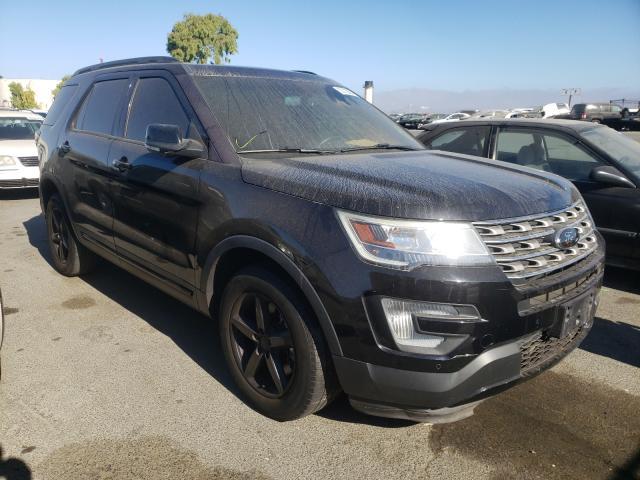Vehiculos salvage en venta de Copart Martinez, CA: 2016 Ford Explorer X
