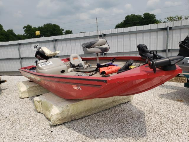 Salvage 2006 LOWE BOAT - Small image. Lot 51686081