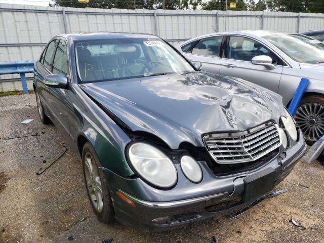 Mercedes-Benz salvage cars for sale: 2006 Mercedes-Benz E 350 4matic